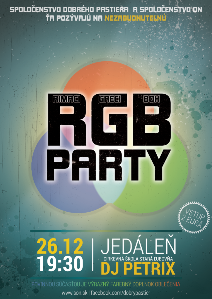 RGB Party 2016