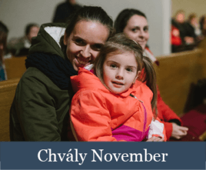 Chvály November 2018